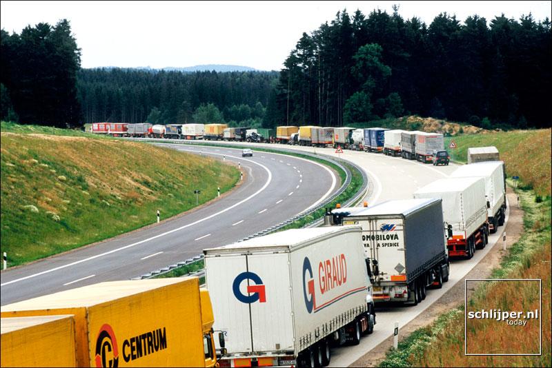 Duitsland, Waidhaus, 10 juni 1998