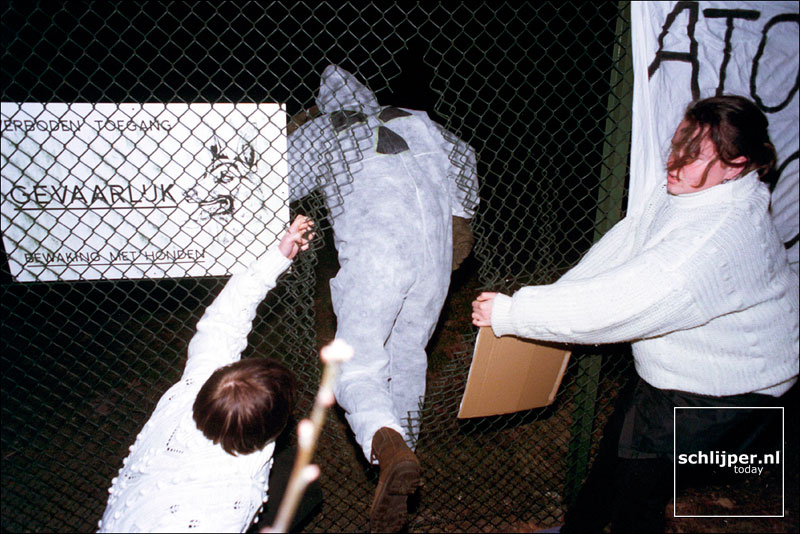 Nederland, Volkel, 1 januari 1999