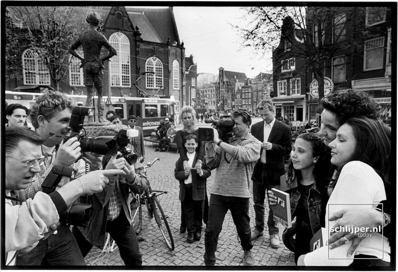 Nederland, Amsterdam, 31 maart 1999