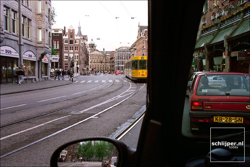 Nederland, Amsterdam, 13 mei 1999