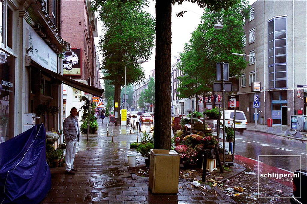 Nederland, Amsterdam, 2 juni 1999