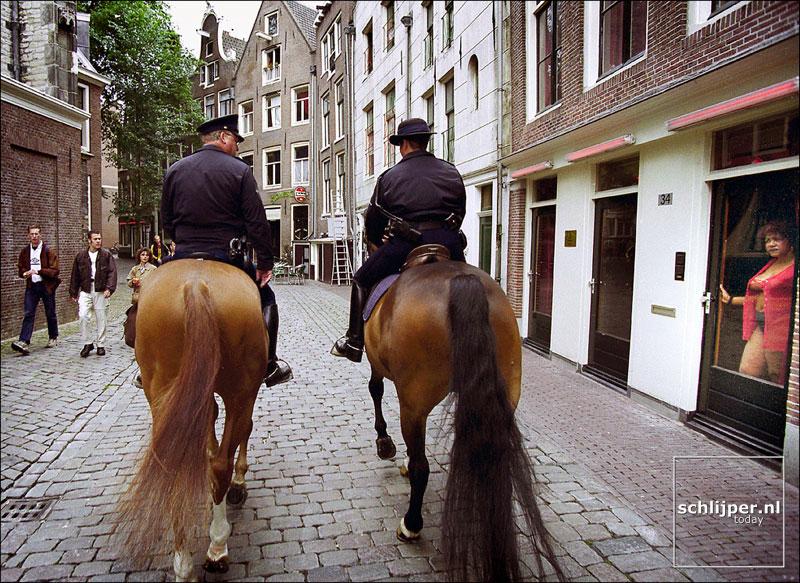 Nederland, Amsterdam, 1 juli 1999