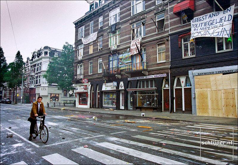 Nederland, Amsterdam, 1999