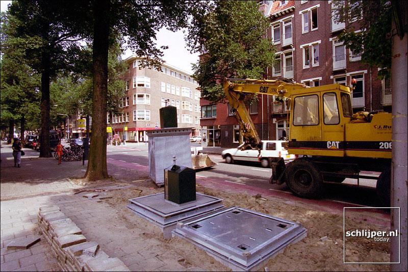 Nederland, Amsterdam, 3 augustus 1999