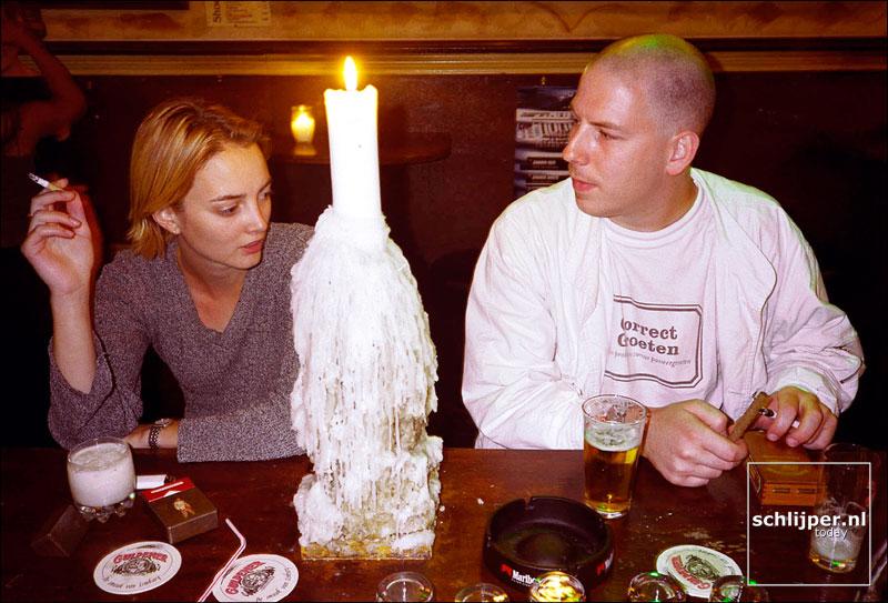 Nederland, Amsterdam, 13 augustus 1999