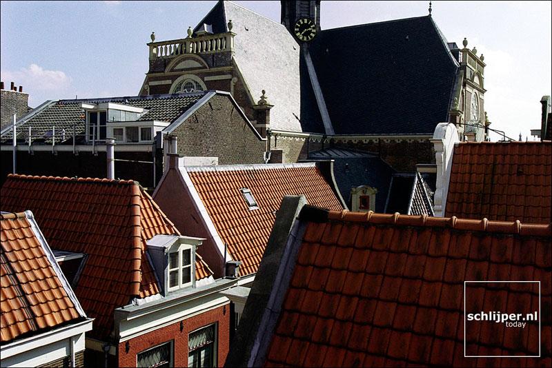 Nederland, Amsterdam, 18 september 1999