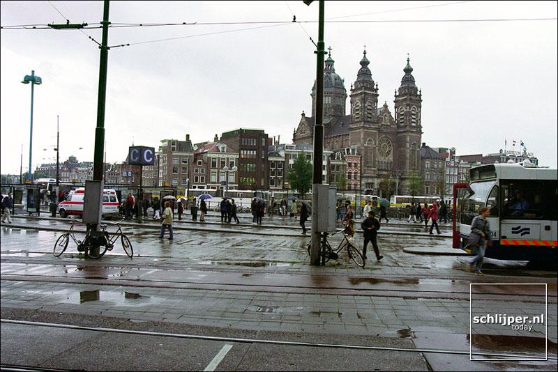 Nederland, Amsterdam, 27 september 1999