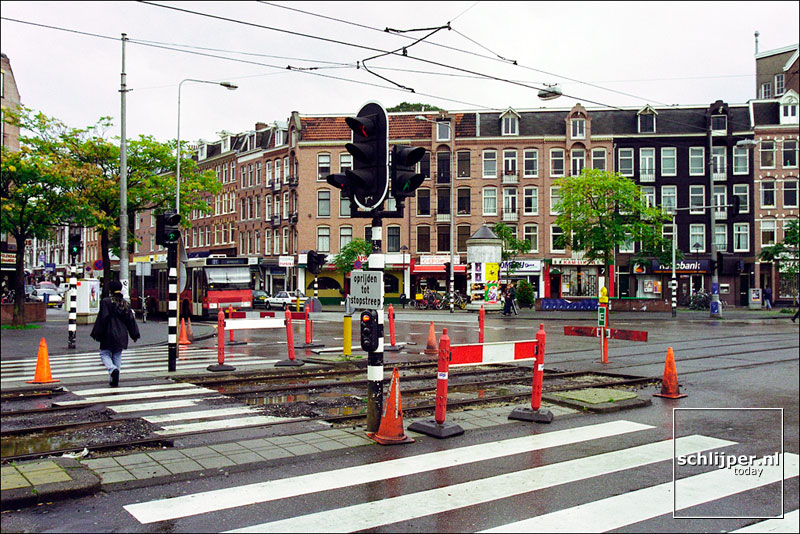 Nederland, Amsterdam, 2 oktober 1999