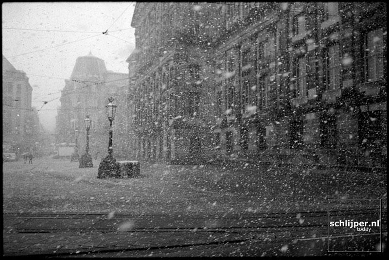 Nederland, Amsterdam, 15 december 1999.
