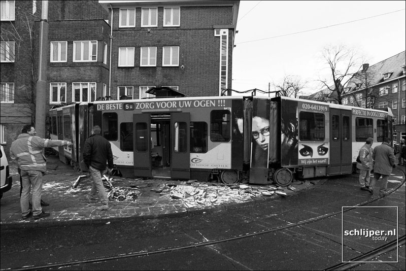 Nederland, Amsterdam, 19 december 1999
