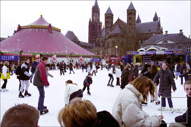 Nederland, Maastricht, 29 december 1999
